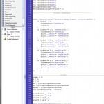 Programming the Flash interface