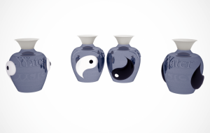 Designed Chinese waterbottles