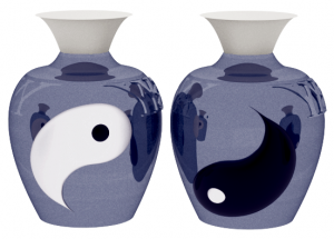 Designed Chines Bottles